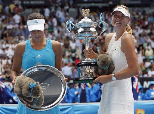 全豪オープンテニス 2008 女子ファイナル: 奥さん、今日はどうしたの。